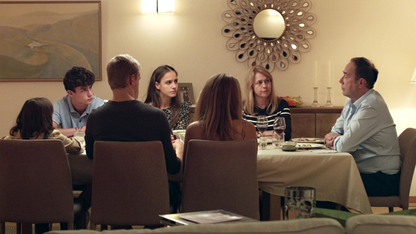 Personnage, Louka Minnella, personnage, Isaline Prévost, personnage, Delphine Bibet, Olivier Gourmet