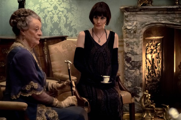 Maggie Smith, Michelle Dockery