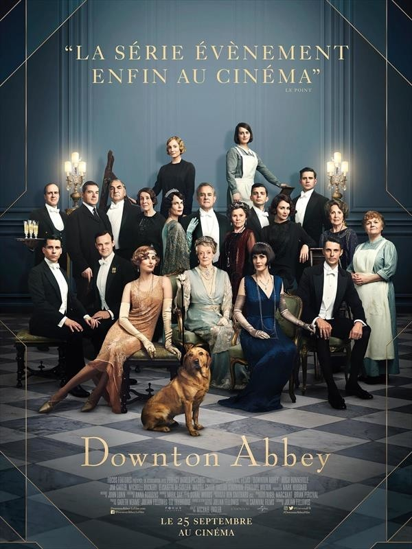 Downton Abbey, affiche