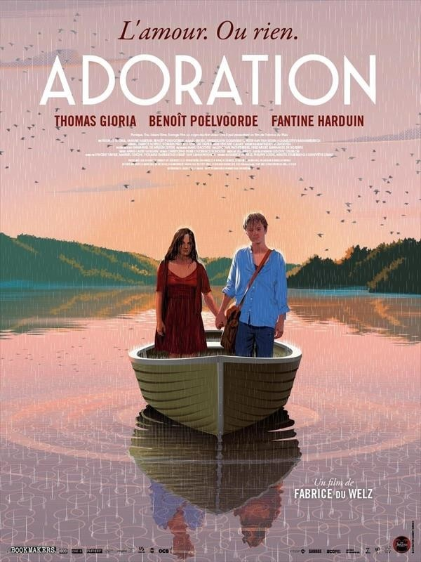 Adoration, affiche