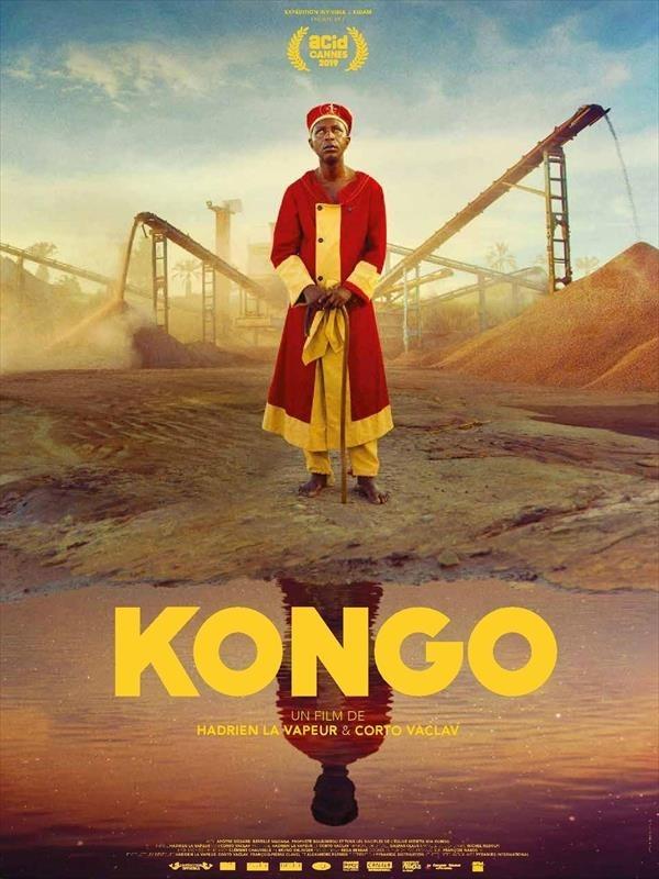 Kongo, affiche