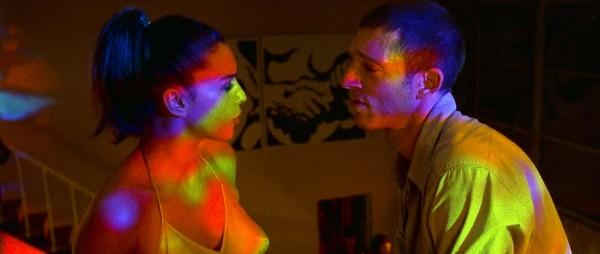 Monica Bellucci (Alex), Vincent Cassel (Marcus)
