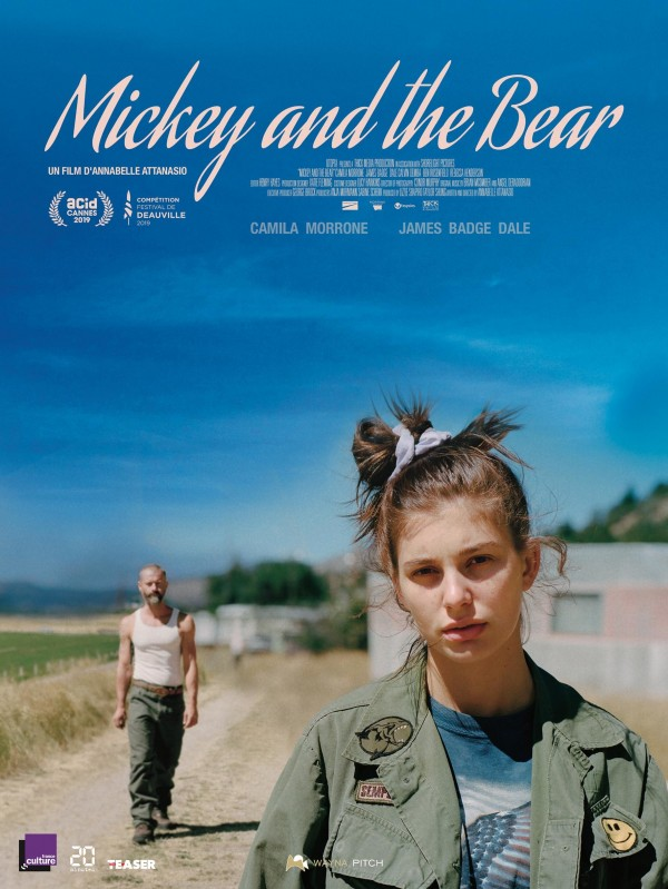Mickey and the Bear, affiche