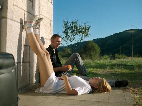 Ernad Prnjavorac (Emir), Sara Luna Zoric (Alma)