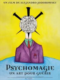 Psychomagie, un art pour guérir, affiche