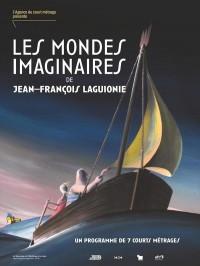 Les Mondes imaginaires de Jean-François Laguionie, affiche