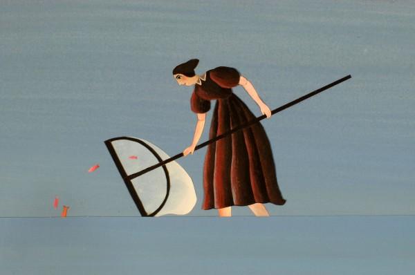 «La Demoiselle et le Violoncelliste»