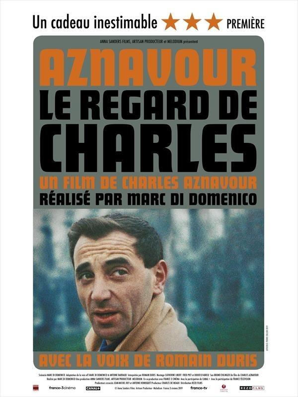 Le Regard de Charles, affiche