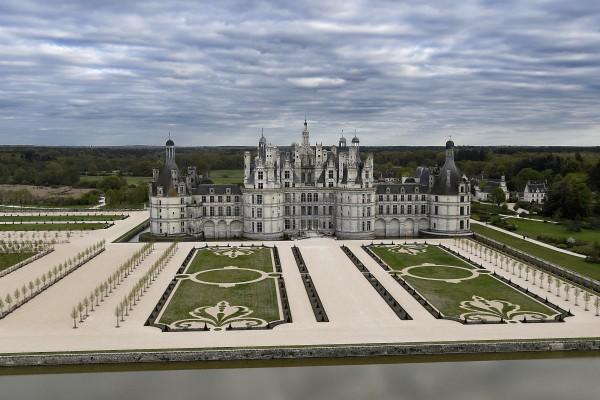 Le château de Chambord