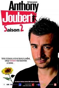 Anthony Joubert : Saison 2 - Affiche