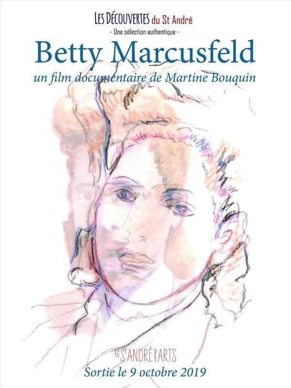 Betty Marcusfeld, affiche