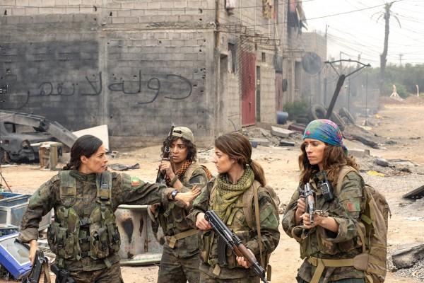 Amira Casar, Camélia Jordana, Esther Garrel, Noush Skaugen