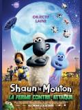 Shaun le mouton : la ferme contre-attaque, affiche