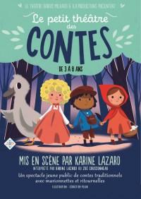 Le Petit théâtre des contes au Théâtre Darius Milhaud