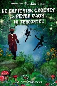 Le Capitaine Crochet et Peter Paon, la rencontre ! - Affiche