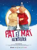 Pat et Mat en hiver, affiche