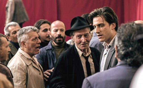 Personnages, Carlo Cecchi, Luca Marinelli