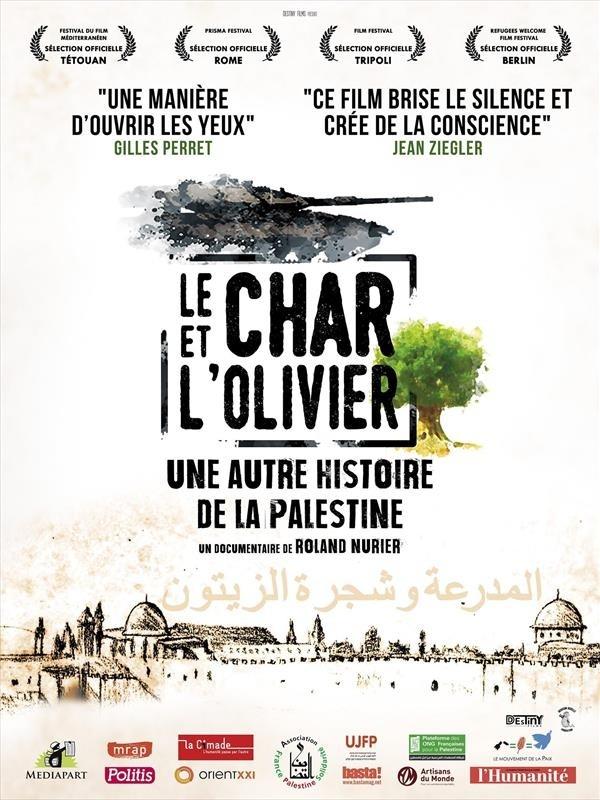 Le Char et l'Olivier, une autre histoire, affiche