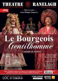Le Bourgeois gentilhomme au Théâtre Ranelagh