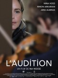 L'Audition, affiche