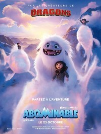 Abominable, affiche