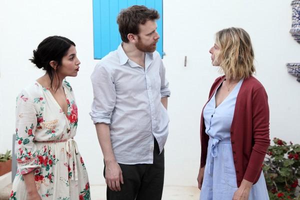 Leïla Bekhti, Antoine Reinartz, Karin Viard