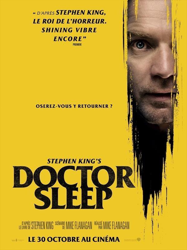 Doctor Sleep, affiche