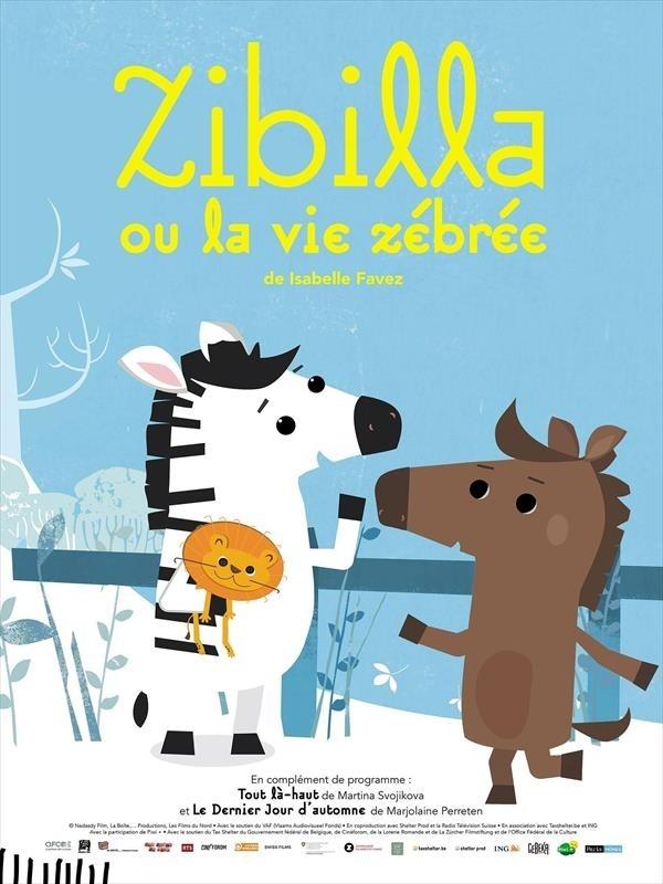 Zibilla ou la vie zebrée, affiche