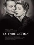 L'Affaire Cicéron, affiche version restaurée