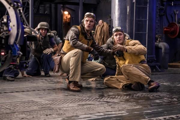 Personnage, Ed Skrein, Luke Kleintank