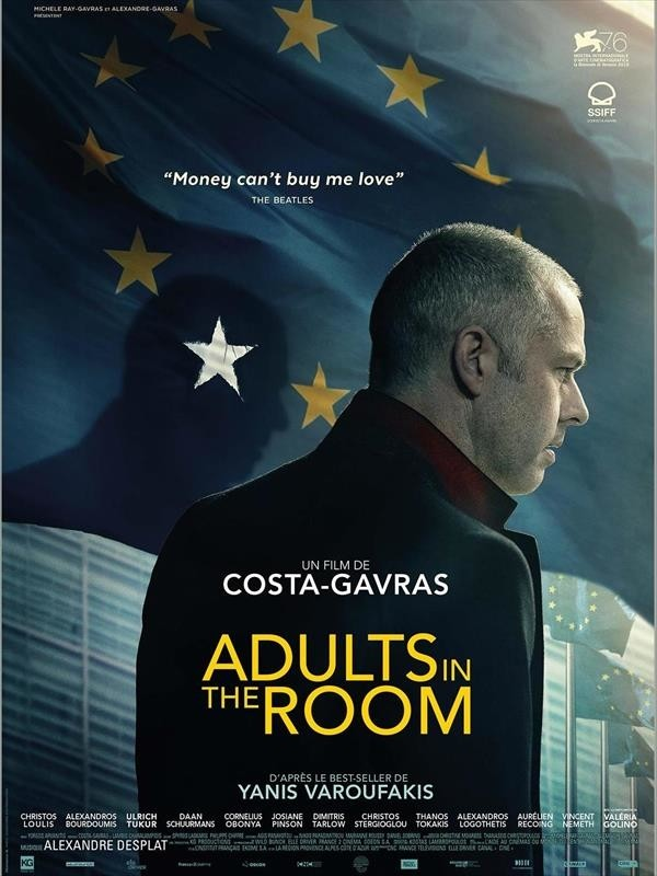 Adults in the Room, affiche