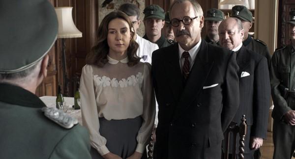 Elsa Zylberstein, Hippolyte Girardot, Jérôme Deschamps