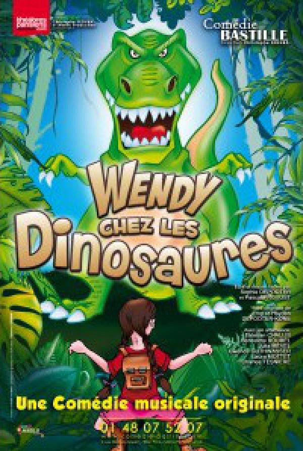 Wendy chez les dinosaures à la Comédie Bastille