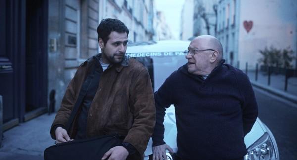 Hakim Jemili, Michel Blanc