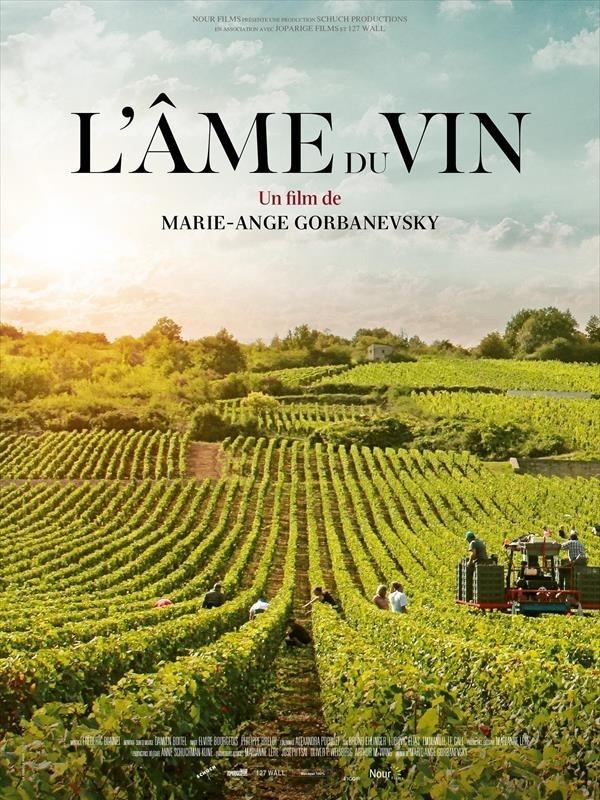 L'Âme du vin, affiche