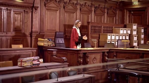Maryvonne Caillibotte, Avocate générale à la Cour d'Assises de Paris