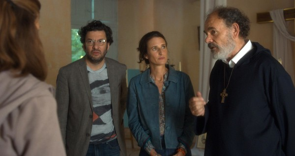Eric Caravaca, Camille Cottin, Jean-Pierre Darroussin