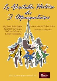 La Véritable histoire des trois mousquetaires au Théâtre Darius Milhaud