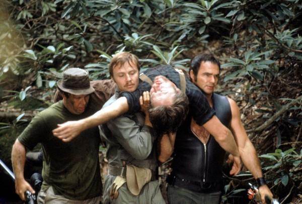 Jon Voight, Billy McKinney, Burt Reynolds, Ned Beatty