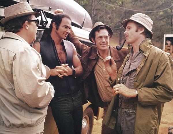 Burt Reynolds, Ronny Cox, Jon Voight