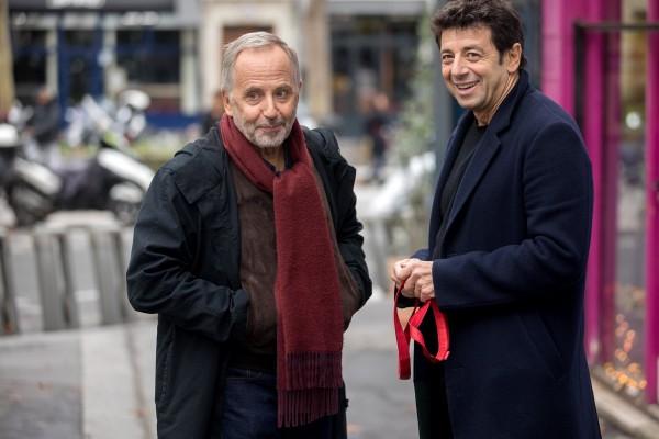 Fabrice Luchini, Patrick Bruel