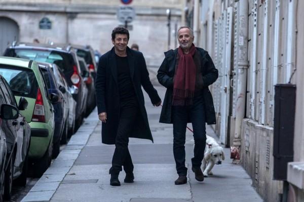 Patrick Bruel, Fabrice Luchini