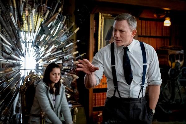 Ana de Armas, Daniel Craig