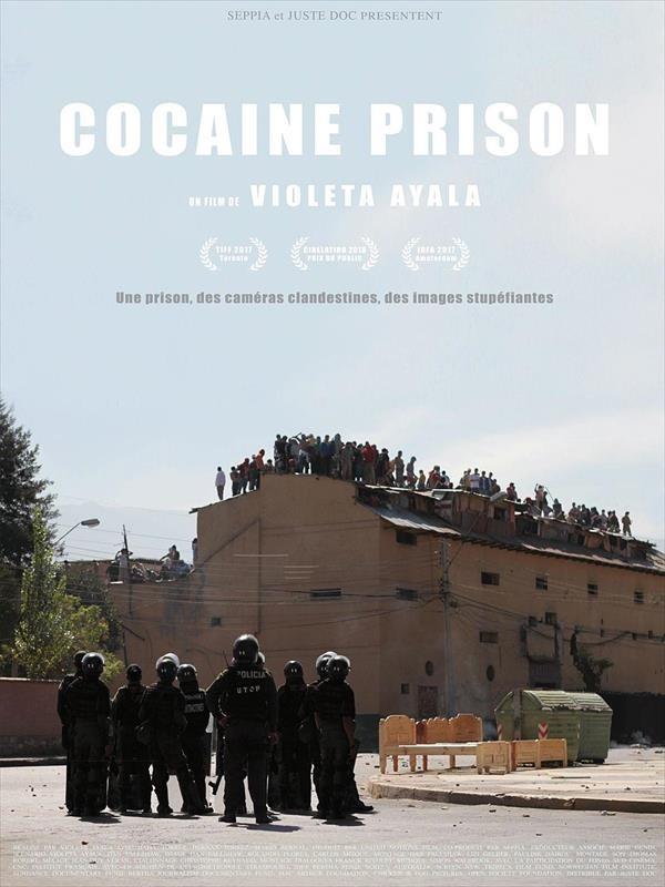 Cocaine Prison, affiche