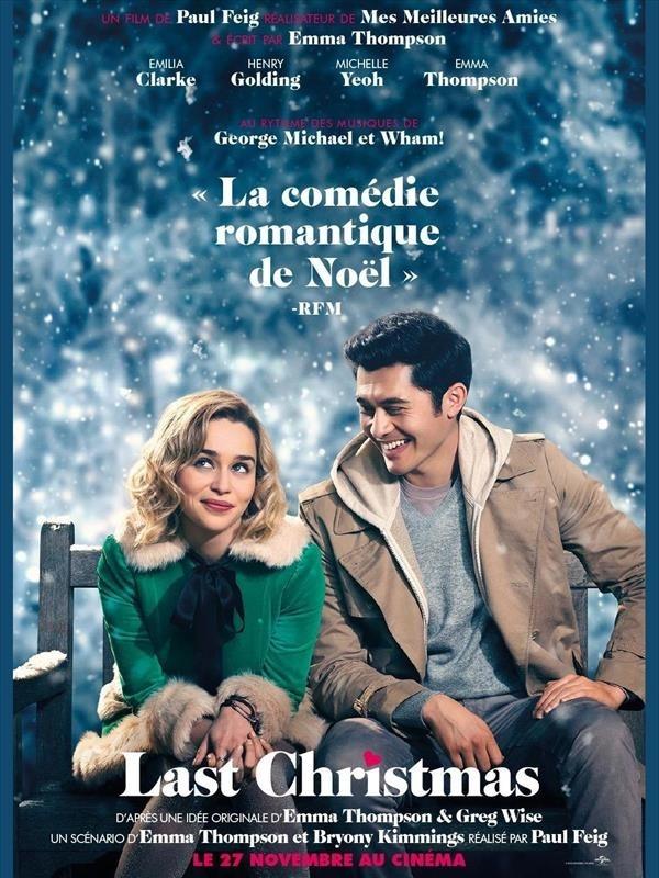 Last Christmas, affiche
