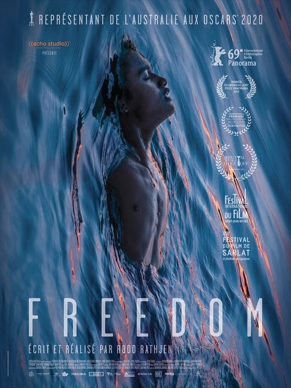 Freedom, affiche