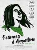 Femmes d'Argentine, affiche