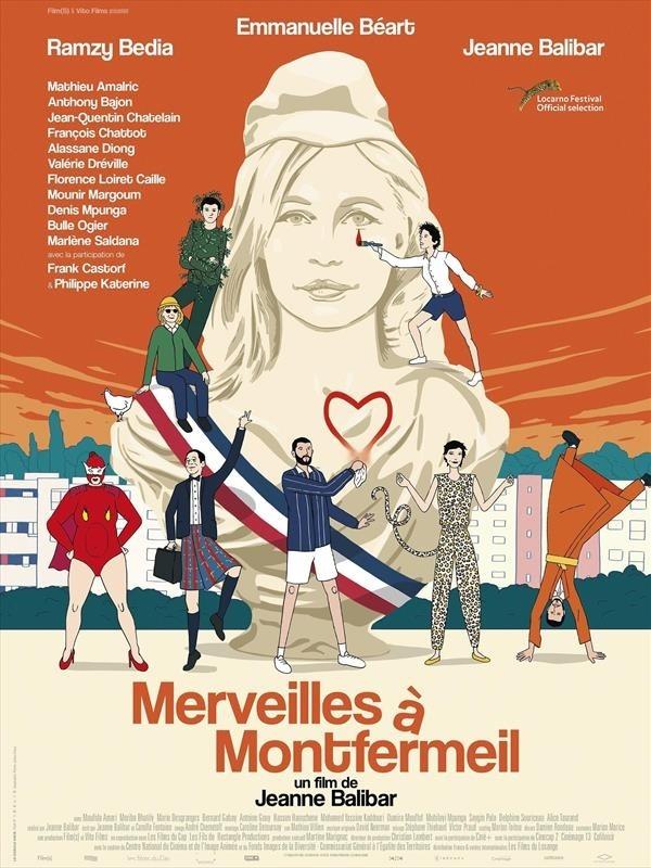 Merveilles à Montfermeil, affiche