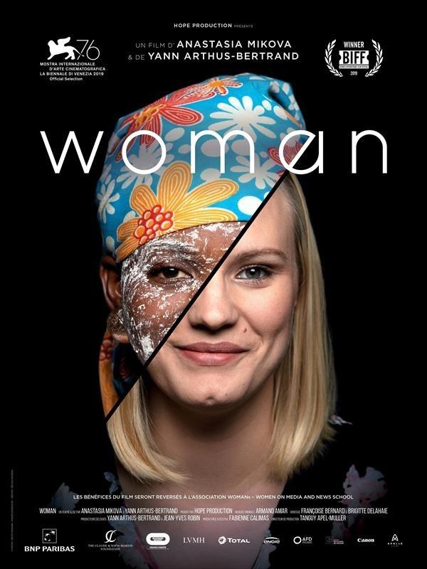 Woman, affiche