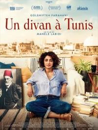 Un divan à Tunis, affiche
